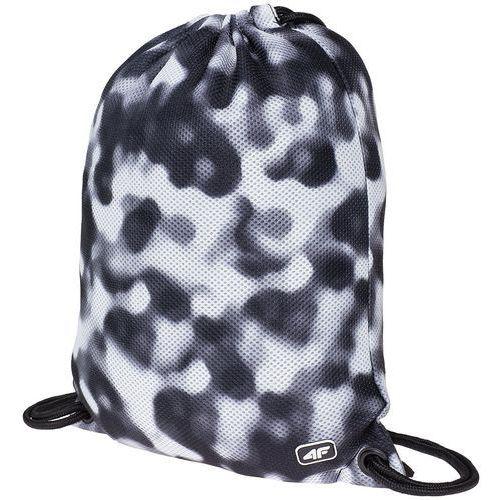 4f plecak-worek pcd001 czarny-biały