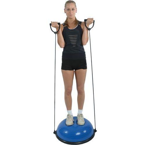 Trener równowagi z tubingiem i uchwytami mambo dynadome 59 x 21 cm (z pompką) 05-040401 marki Msd