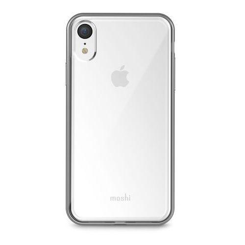 Moshi Vitros Etui Obudowa iPhone Xr (Jet Silver), kolor szary