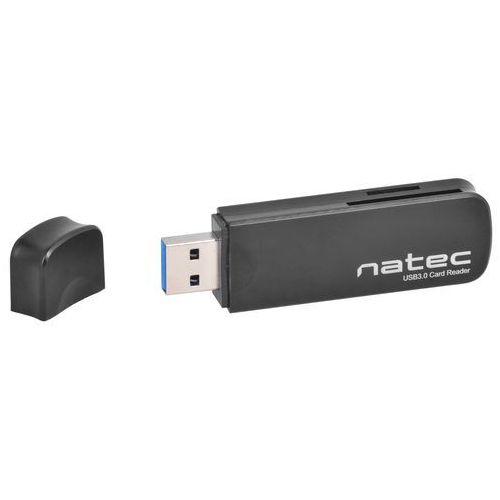 Czytnik NATEC Mini SCARAB II USB 3.0 Czarny
