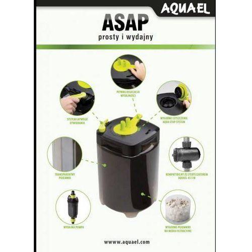 Aquael filtr zewnętrzny asap 750e - Darmowa dostawa (5905546211536)