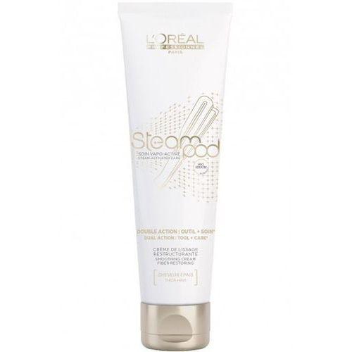 steampod creme de lissage thick hair | krem do prostowania włosów grubych 150ml marki Loreal