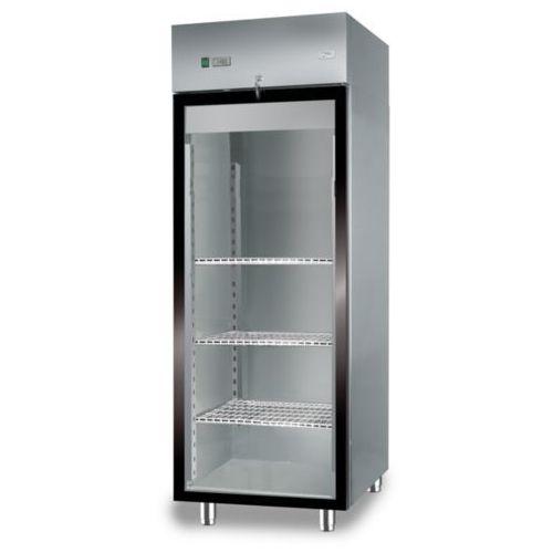 Szafa chłodnicza z drzwiami przeszklonymi 500 l, 640x720x2000 mm | , dm-92116 marki Dora metal