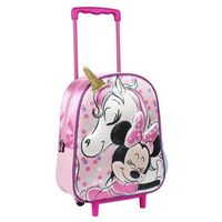 Minnie Plecak-walizka 3d myszka 3y37a4