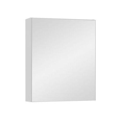 Szafka lustrzana bez oświetlenia biała marki Astor