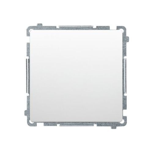 Przycisk pojedynczy Kontakt-Simon Basic BMP1.01/11 biały (5902787551872)