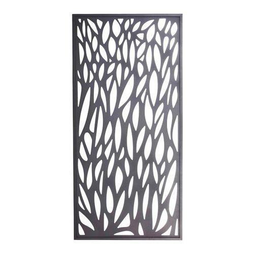 Moduł dekoracyjny Blooma Neva aluminiowy 88 x 179 cm szary, WT16118. Najniższe ceny, najlepsze promocje w sklepach, opinie.