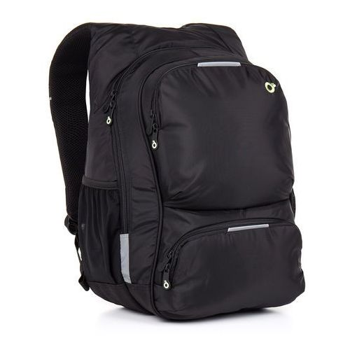 Plecak na notebook Topgal TOP 160 A - Black - produkt z kategorii- Tornistry i plecaki