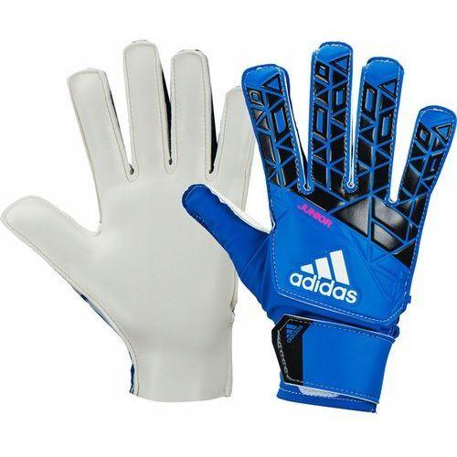 Adidas Rękawice bramkarskie az3677 niebieski (rozmiar 4)