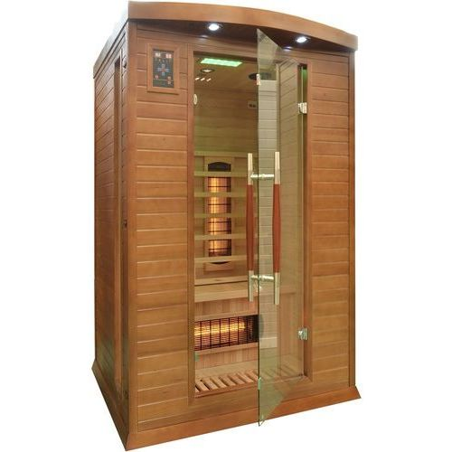 Sauna infrared dh2 gs + koloroterapia marki Home&garden