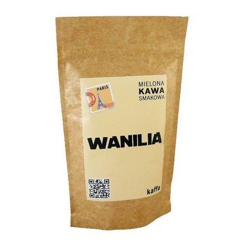 Kawa mielona waniliowa 125g