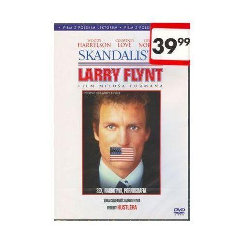 Skandalista Larry Flynt (DVD) - Imperial CinePix - produkt z kategorii- Filmy obyczajowe