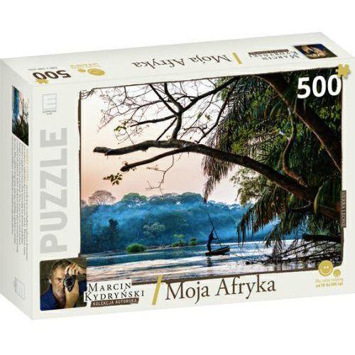 Puzzle. Moja Afryka - Sierra Leone