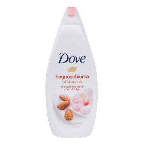 Dove Purely Pampering Caring Bath Almond Cream 700ml W Pianka do kąpieli