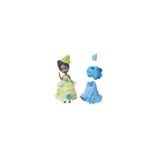 Mini księżniczka z sukienką disney princess  (tiana) od producenta Hasbro