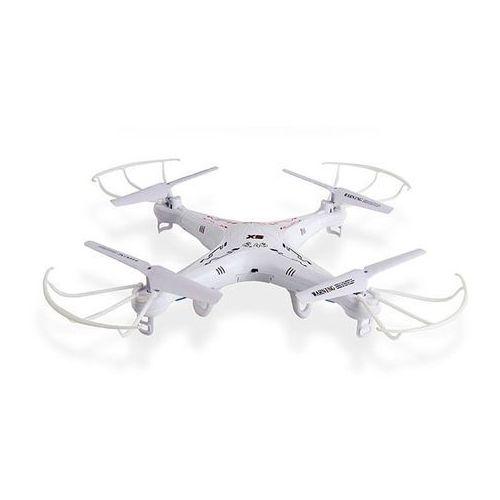 Dron SYMA RC X5 2.4GHz Quadcopter Biały + Zamów z DOSTAWĄ JUTRO! + DARMOWY TRANSPORT! (5902230130050)