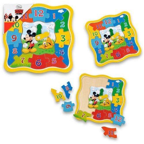 Zegar układanka Myszka Miki - Playme