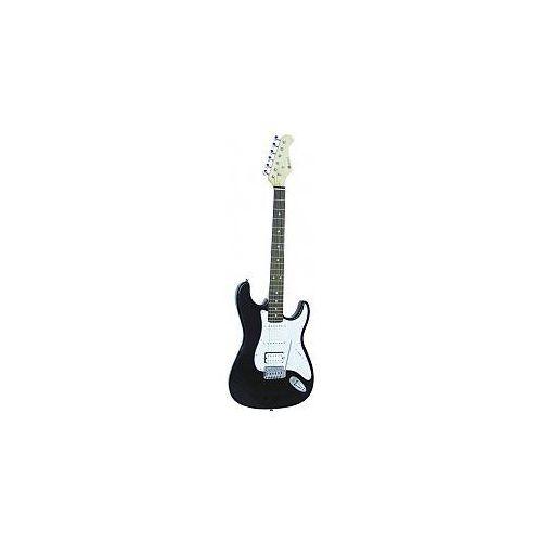 st-312 e-guitar, czarna, gitara elektryczna od producenta Dimavery