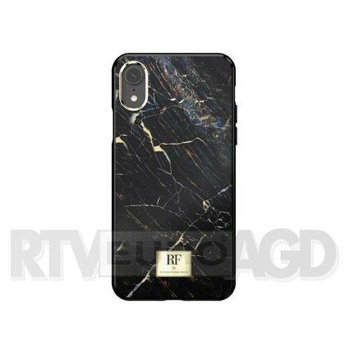 Richmond & Finch Black Marble iPhone Xr, RF61-017