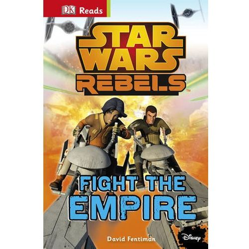 Star Wars Rebels Fight the Empire!