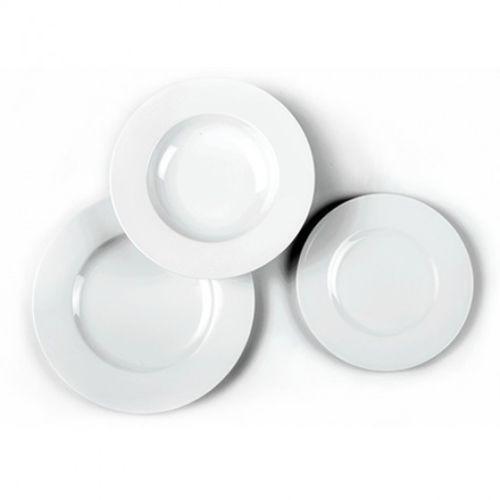 Villeroy & boch - twist white zestaw talerzy dla 4 osób