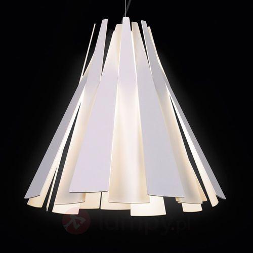 Delta light Modna lampa wisząca metronome biała (5414823126086)
