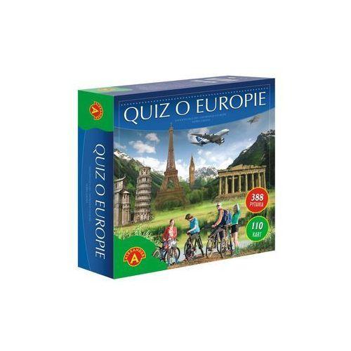 ALEXANDER Gra Quiz o Europie, WGALXQ0UJ011792 (5720219)
