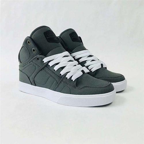 buty OSIRIS - Nyc 83 Vlc Dcn Dk Green/White/Black (2606) rozmiar: 42, kolor zielony