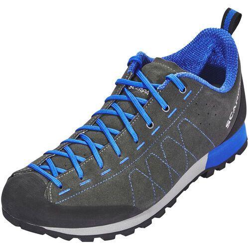 Scarpa highball buty mężczyźni szary/niebieski 47 2018 buty podejściowe