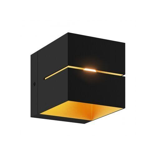 Kinkiet TRANSFER WL 2 BLACK-GOLD 91067 (2011005668513)
