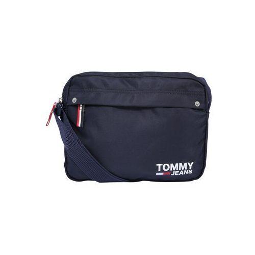 Tommy Jeans Torba na ramię ciemny niebieski, kolor niebieski