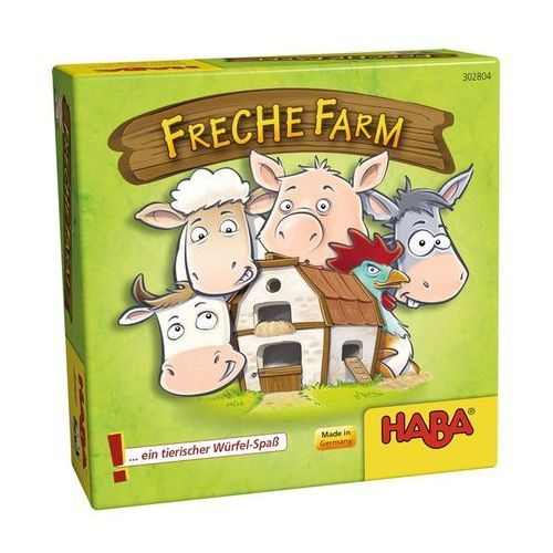 Gra Zwariowana Farma (4+), HB302804 (8165245)