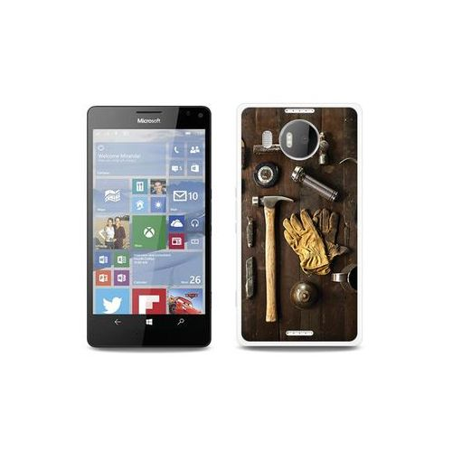 Foto case - microsoft lumia 950 xl - etui na telefon foto case - narzędzia od producenta Etuo.pl