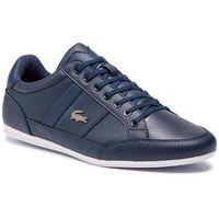 Sneakersy LACOSTE - Chaymon Bl 1 Cma 7-37CMA0094092 Nvy/Wht, kolor niebieski