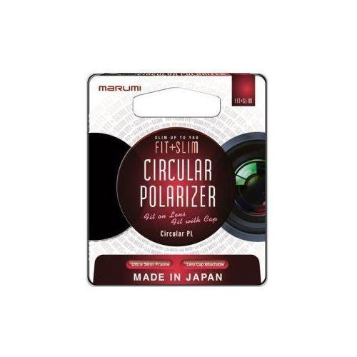 fit+slim c-pl 77mm filtr polaryzacyjny kołowy marki Marumi