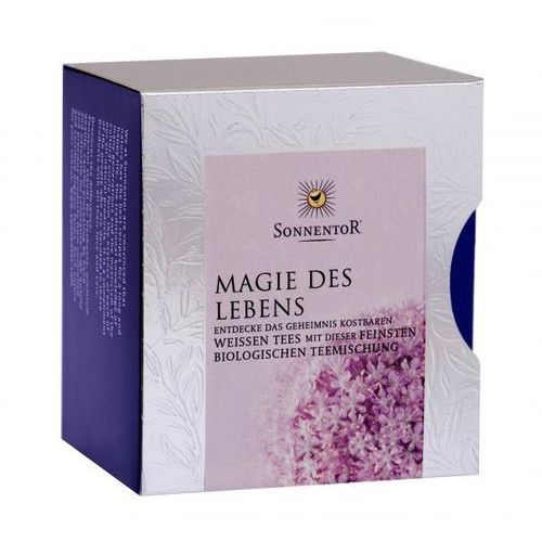 Biała herbata Magia życia BIO Sonnentor (9004145089174)