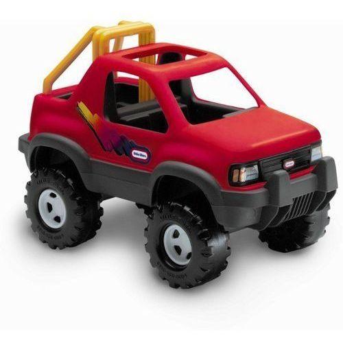 Samochód terenowy 4x4 marki Little tikes
