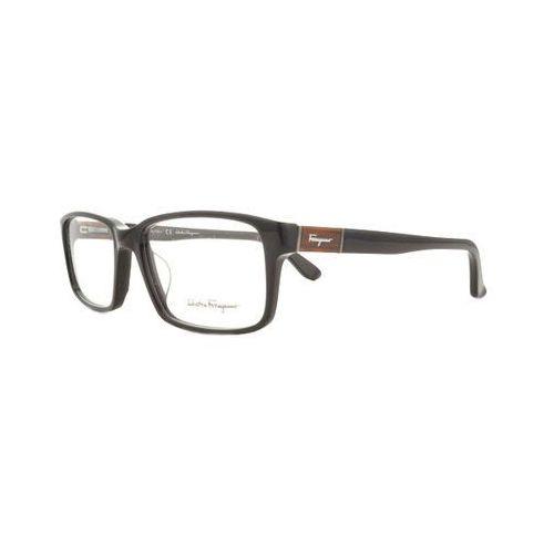 Salvatore ferragamo Okulary korekcyjne sf 2636 001