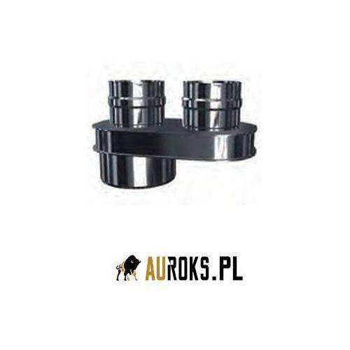 Mk mkps inv rozdzielacz z 100/150 mm na 2x80 mm marki Mk żary
