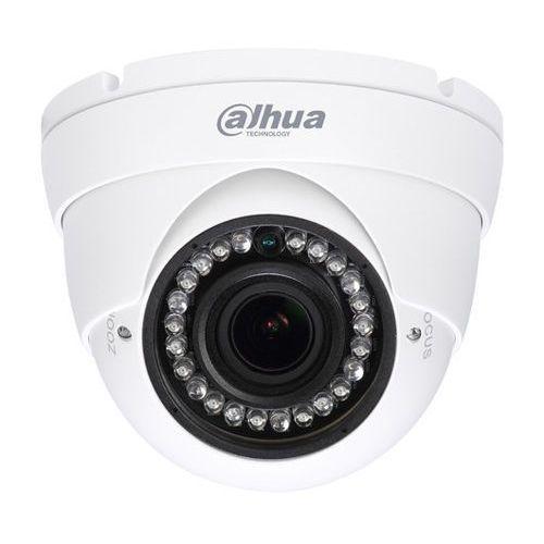Dh-hac-hdw1200r-vf kamera hd-cvi o rozdzielczości 1080p kopułkowa 2,7-12mm marki Dahua
