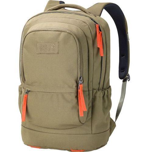 Jack wolfskin road kid 20 plecak dzieci beżowy 2018 plecaki szkolne i turystyczne