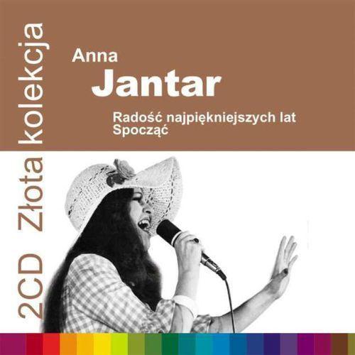 ANNA JANTAR - ZŁOTA KOLEKCJA VOL. 1 & VOL. 2 - Album 2 płytowy (CD)