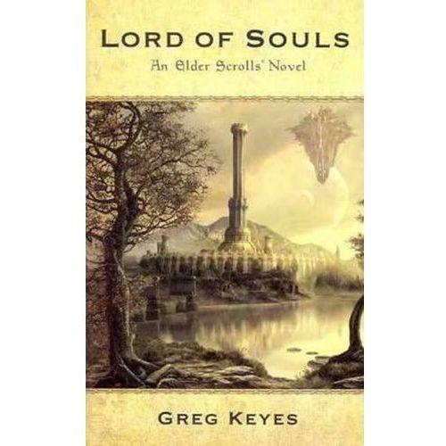 Elder Scrolls Novel, Keyes, Greg