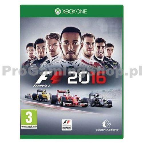 Formula 1 2016 z kategorii Pozostałe gry do konsoli