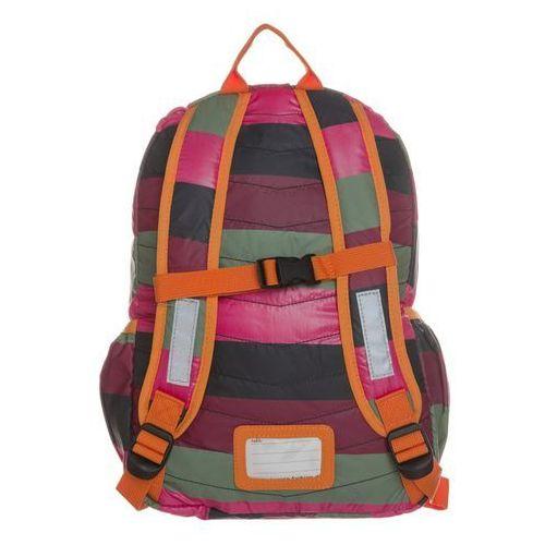 Lässig Plecak striped magenta, LMBPQ1127