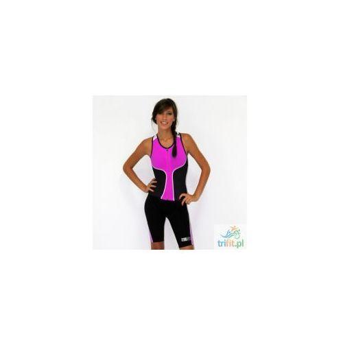 Damska koszulka triathlonowa ZEROD iTOP