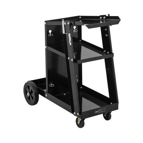 wózek spawalniczy - 3 półki - 80 kg swg-wc-4 - 3 lata gwarancji marki Stamos welding group