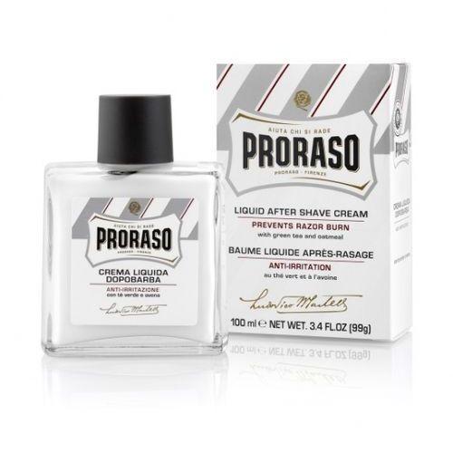 Proraso White Aftershave balsam po goleniu do skóry wrażliwej 100ml, 12599