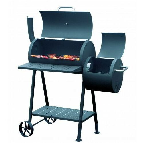 Smoke&flames Grill węglowy wędzarnia (5904161506218)