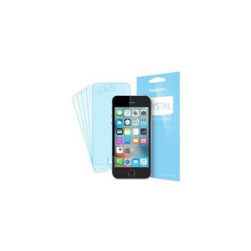Folia Spigen LCD Film Crystal CR for iPhone SE/5S/5C/5 041FL20165 - sprawdź w wybranym sklepie